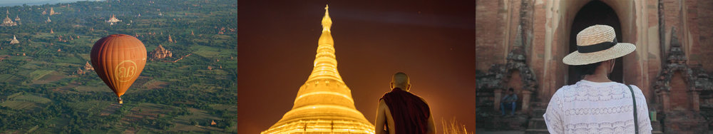 A MOMENT IN MYANMAR  personal travelogue