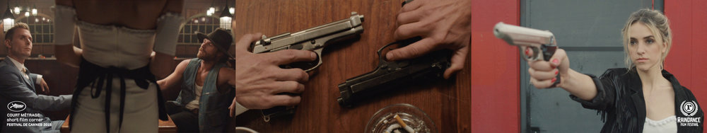 GUYS WITH GUNS  short film