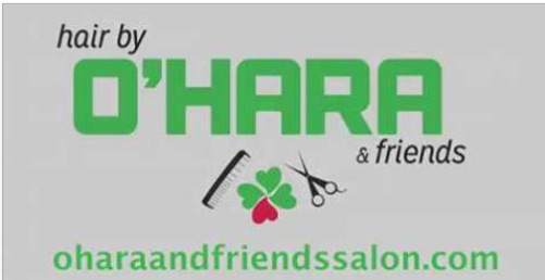 O'Hara & Friends Salon - oharaandfriendssalon.com5418 W. 127th St.  Alsip, IL(708) 239-1111