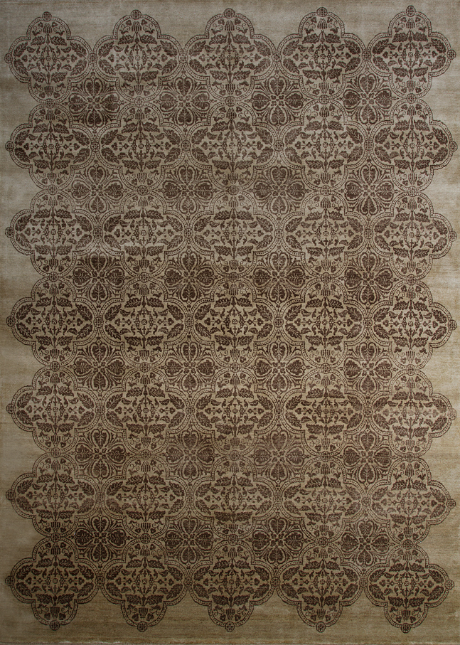 Transitional Area Rug 7800A