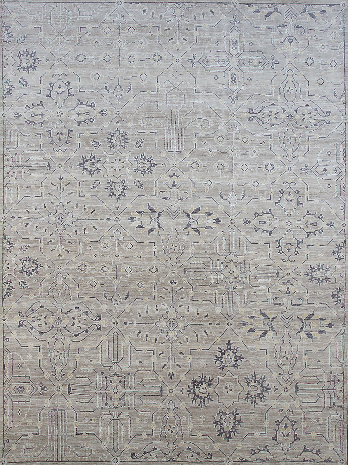 Retro Serapis Area Rugs