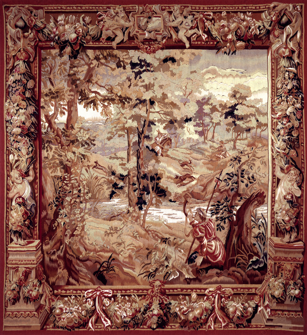 Tapestry Area Rugs