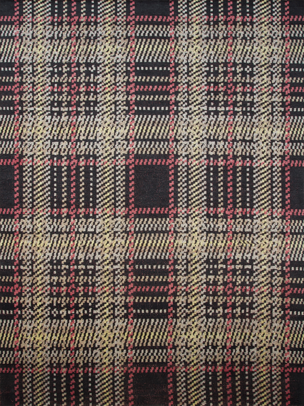 Highland Plaid Rug CHS101