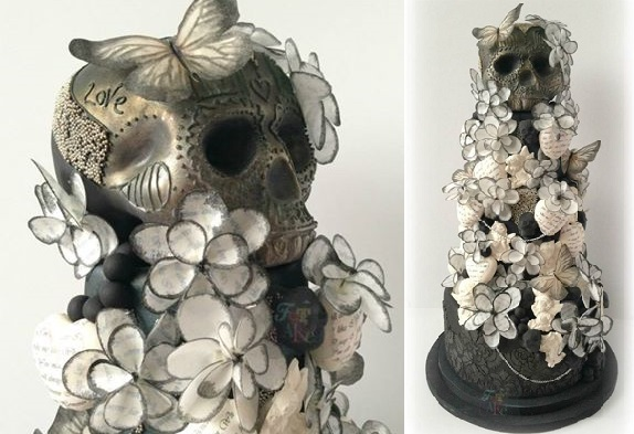 halloween-wedding-cake-gothic-elegance-by-Fat-Cakes-Design