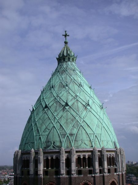 green-patina-on-copper-roof