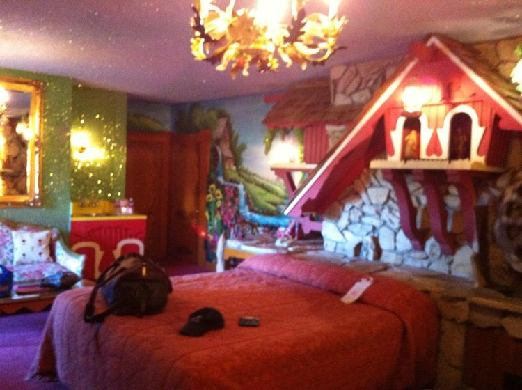 Road Trip part Two: A Night in the Madonna Inn — Miss Havisham\'s ...