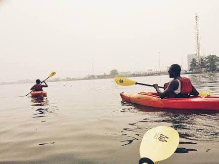 Kayak Lagos @bidsingraceland