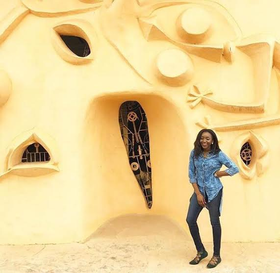 Nike Art Gallery, Abuja.