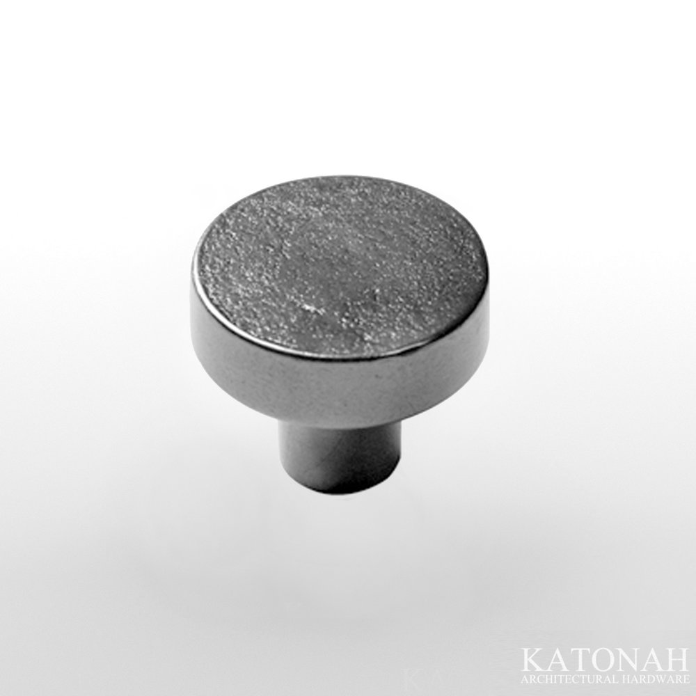Contemporary Round Flat Knob CK-417