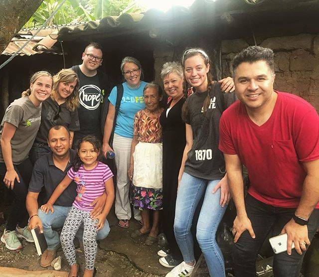 Looking for a next step after Celebration of Hope? These awesome volunteers are leading serving teams to El Salvador this year, partnering with churches that are impacting their communities through eco-stoves and schools.  _ Check out the link in bio to view all of our serving teams and apply!