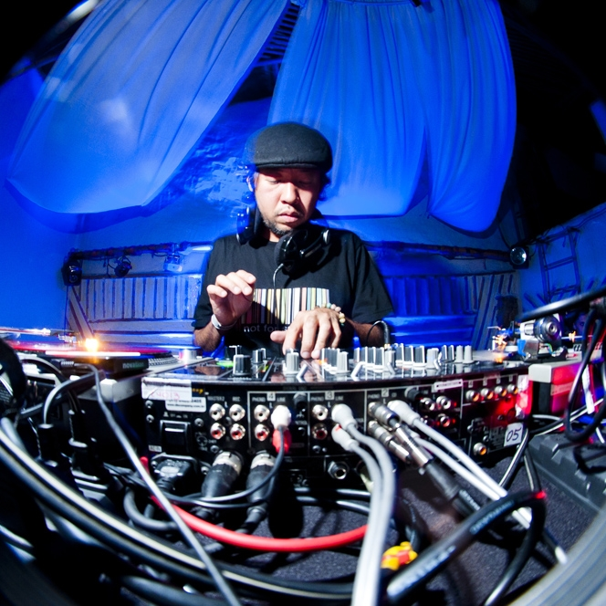 DJ TAHIRA(BRAZIL)