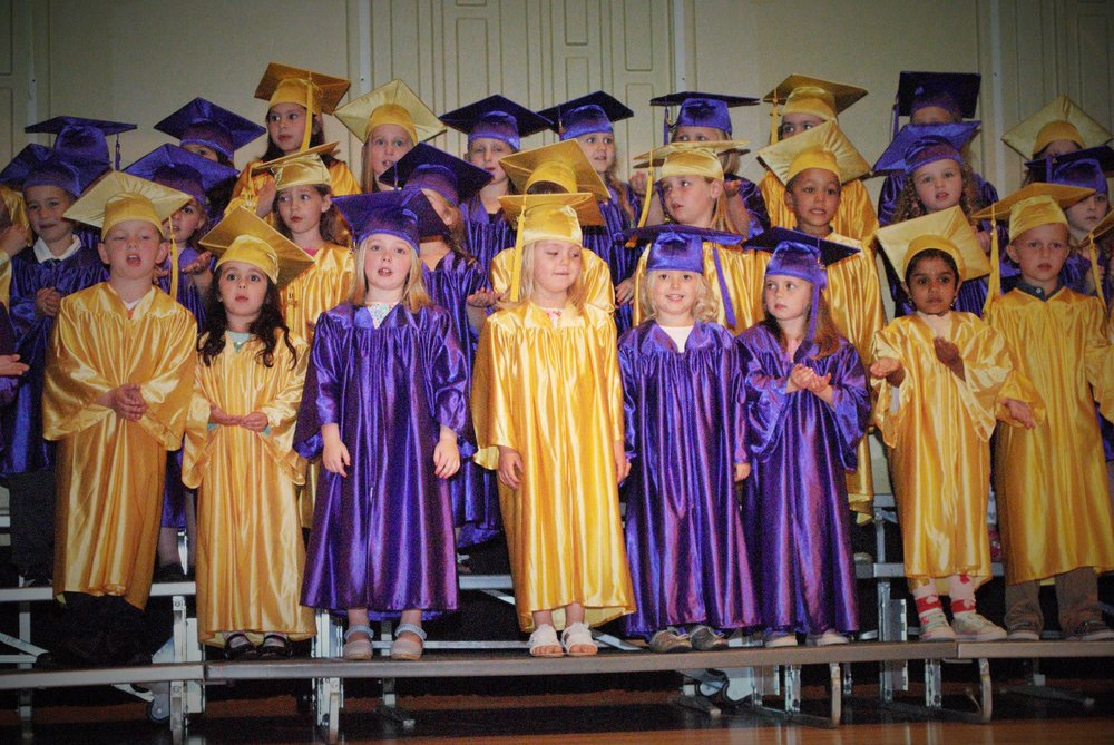 Urbandale Senior Preschool Graduation Pictures — Generation Next