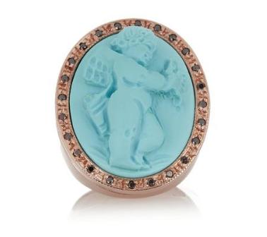 """Cupido Celeste"" Ring: $2,250.00"
