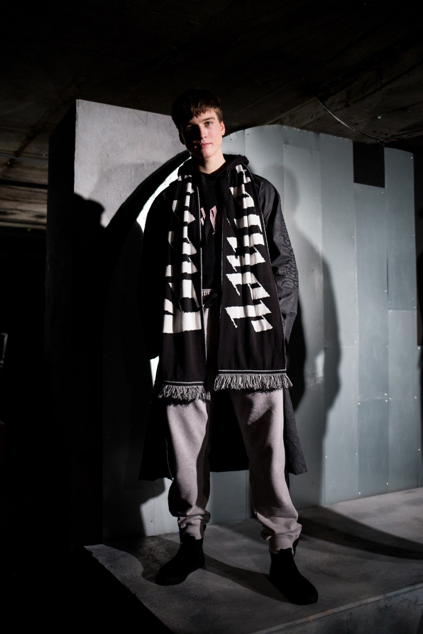 Hamish Free @ Supa Model Management
