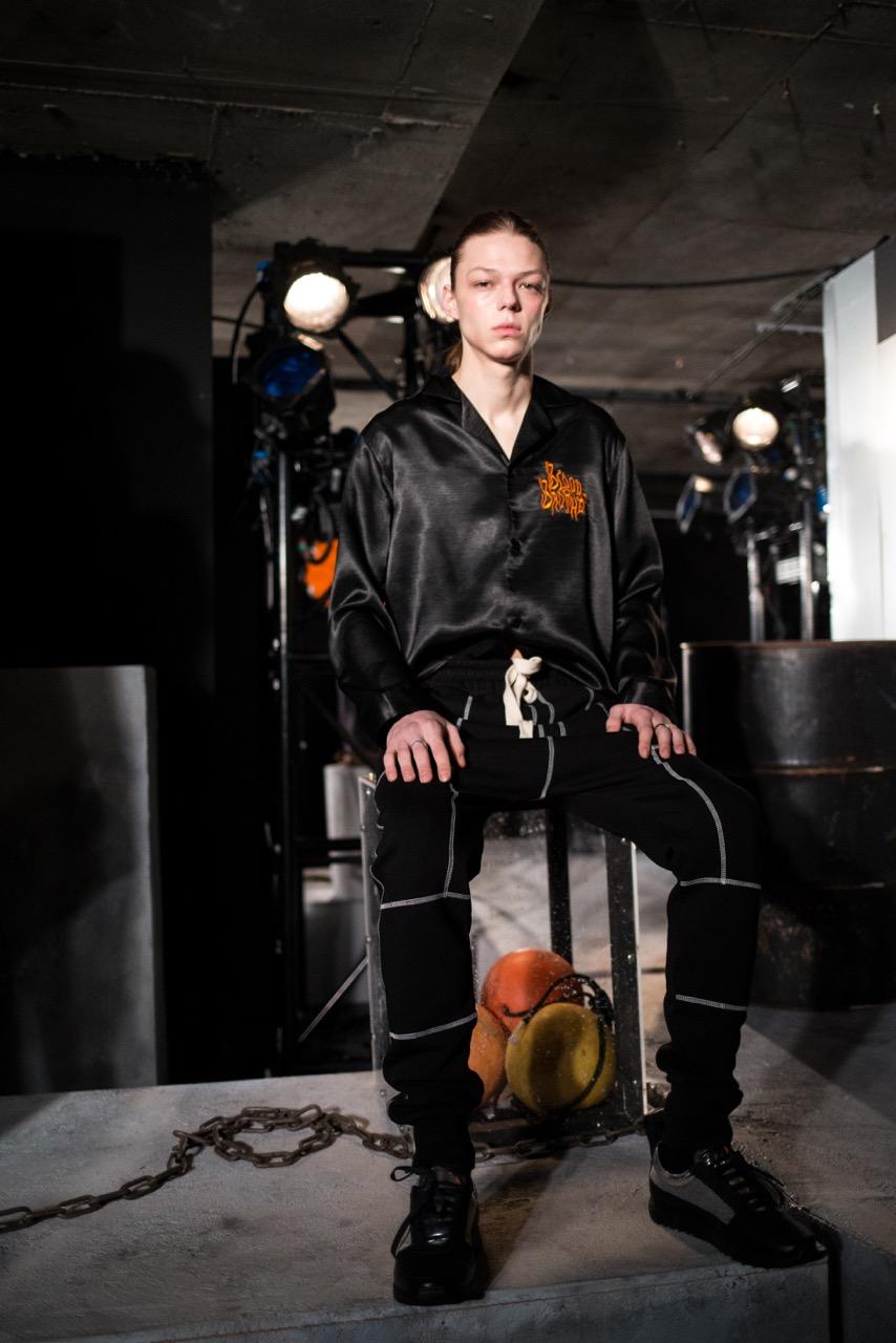 Nicholas Boeuf @ Supa Model Management