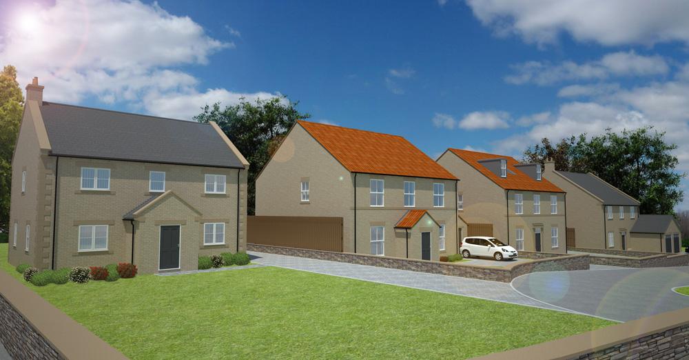 chesterfield housing development brimington 1