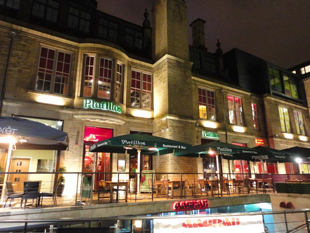 sheffield bar and restaurant