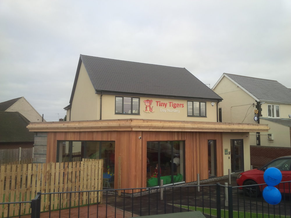 External image of new child care centre chesterfield