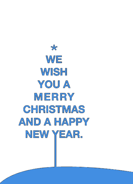 Merry Christmas from Brightman Clarke Architects