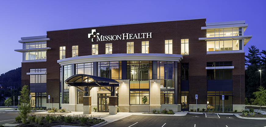 Mission Health Architectural Design And Building Standards
