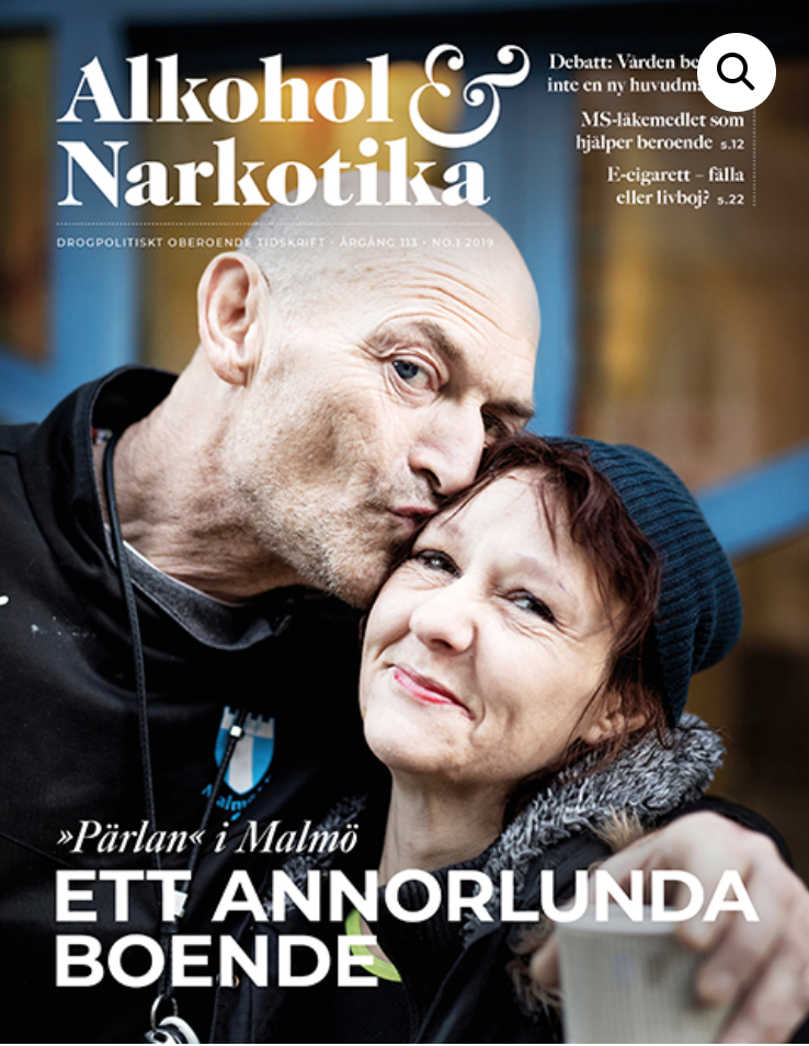 Tidningen Alkohol & Narkotika