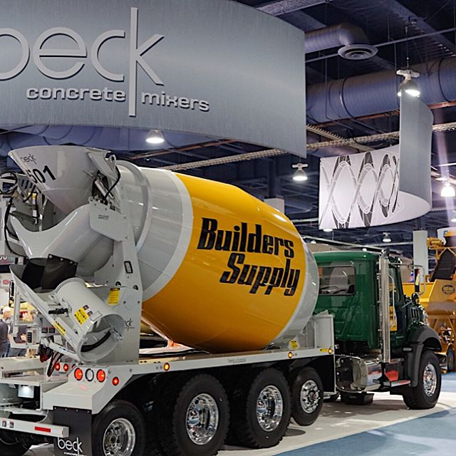 We've thoroughly enjoyed our time at @conexpoconagg ! Also thank you to @beckindustrial for showcasing our new truck.     MORE PICS TO COME    