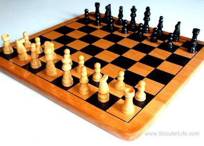 Cub Scout Chess Belt Loop