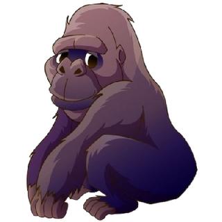 The Story Of The Purple Gorilla Scouterlife