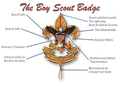Boy Scouts of America BSA Webelos Patch We Be Loyal Scout Logo Fleur De Lis Cub