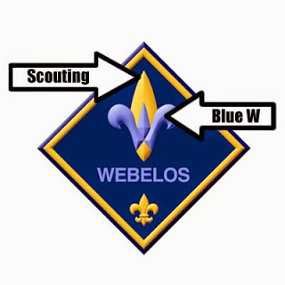 Meaning Of The Webelos Badge — ScouterLife