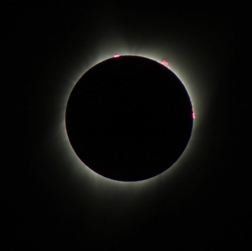 Solar Eclipse 2017, Rexburg Idaho