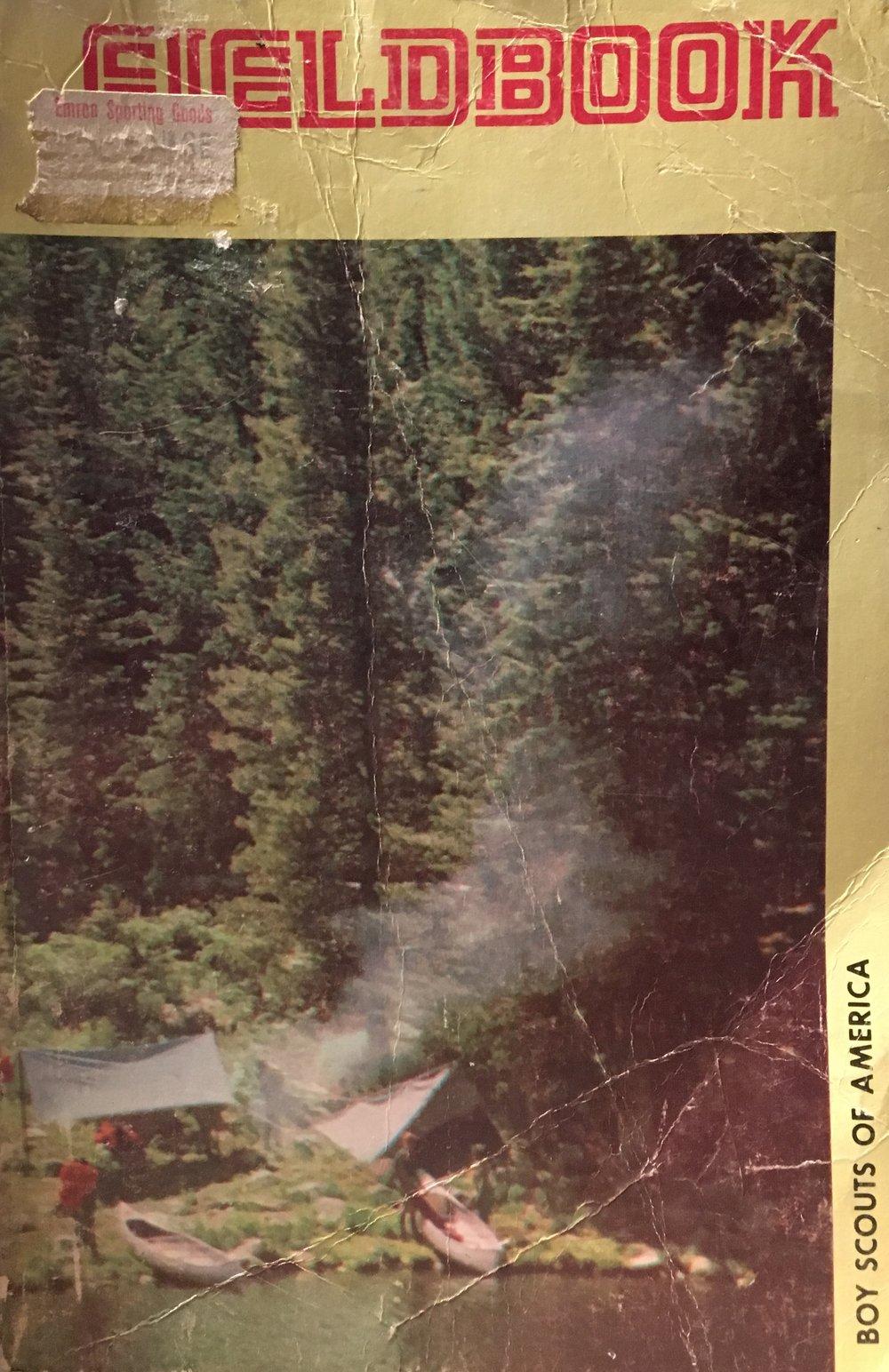 1967 Fieldbook Cover