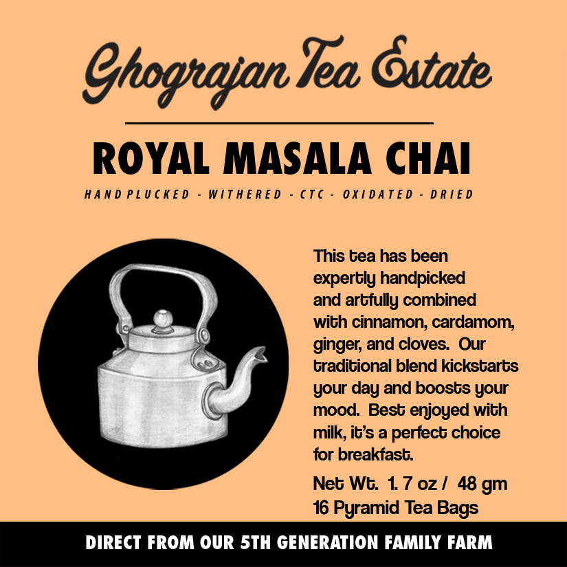 TEABAG LABEL DESIGN -
