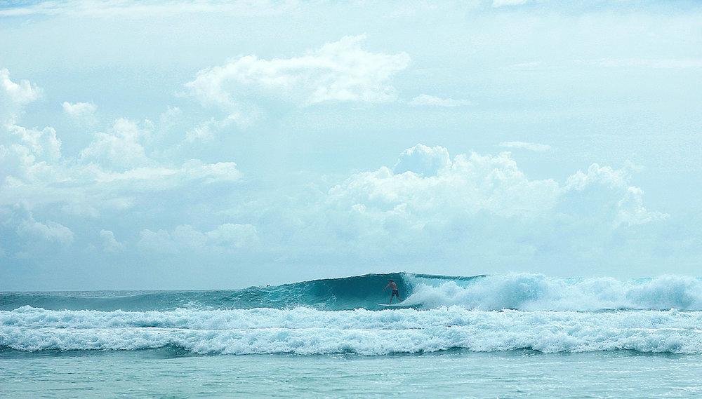 Duranbah beach land