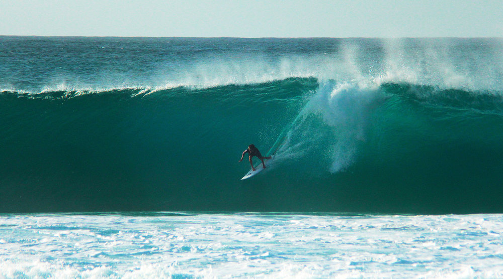 And besides, there's plenty of other waves on the North Shore besides Pipe...