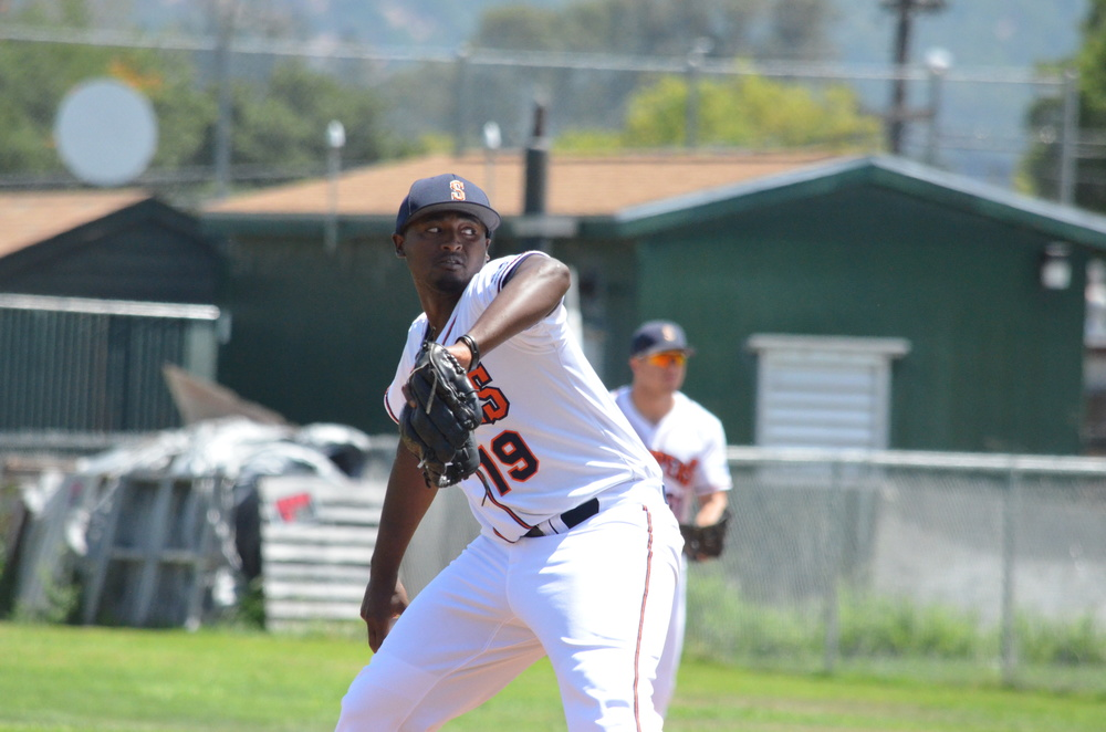 Jackson, a charter member of the Stompers franchise, returns in 2016 for his third season. James Toy III/Sonoma Stompers