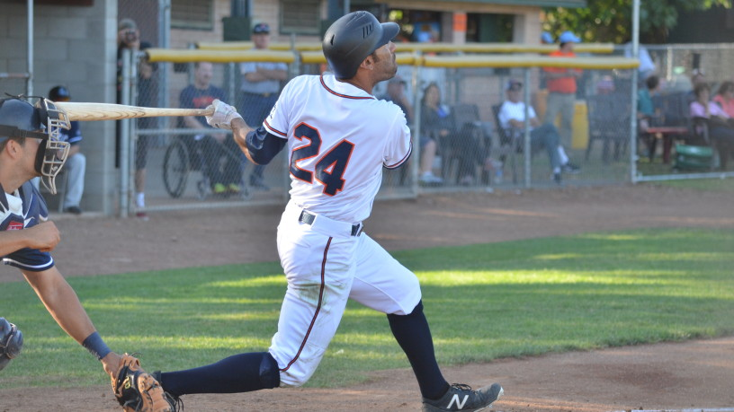 Fehlandt Lentini is heading back to the Atlantic League after a trade with Bridgeport. James Toy III/Sonoma Stompers