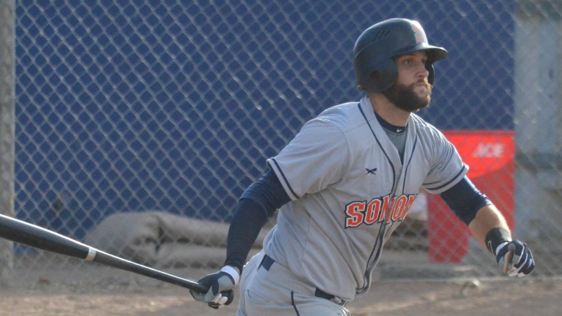 Isaac Wenrich had two hits for Sonoma on Thursday night, but the Stompers offense only managed five hits in a 3-2 loss to Pittsburg. James Toy III/Sonoma Stompers
