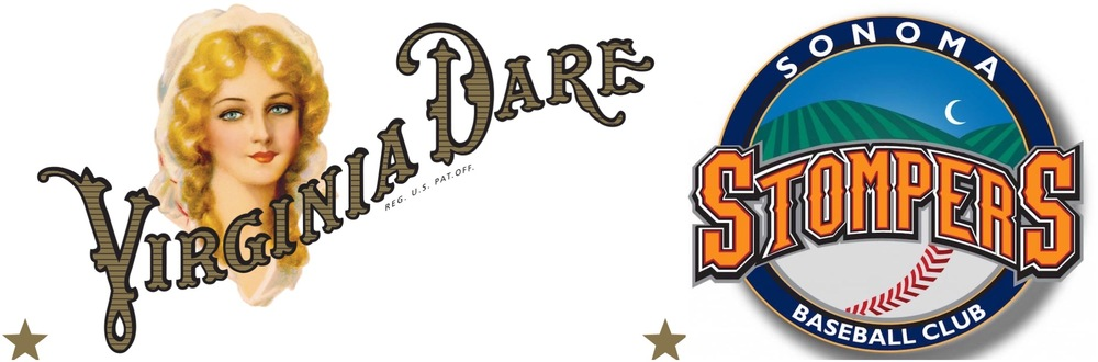 In a historic announcement, Virginia Dare Winery, Francis Ford Coppola's newest venture and premier partner of the Sonoma Stompers, have blazed a trail for the advancement of women in baseball by bringing two of the most talented female baseball players in the United States to begin playing with the Stompers on July 1, 2016.