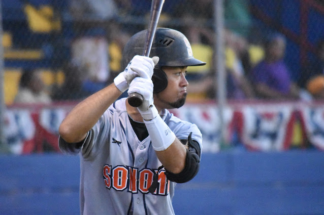 Sonoma Stompers second baseman Yuki Yasuda launched a two-run, momentum-shifting home run in the eighth inning of Wednesday's 16-12 victory over the Vallejo Admirals. (James W. Toy / Sonoma Stompers)