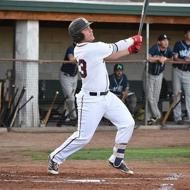 Congratulations to all of our players who have signed with higher leagues this offseason. The list continues to grow! Who will get promoted in 2019? . . . . . - Niko Pacheco (pictured) - Jacob Cox - Kenny Mathews - Kenny Meimerstorf #StompersBaseball
