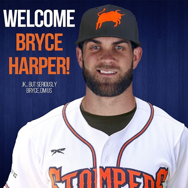 Hey Bryce, our DM's are open