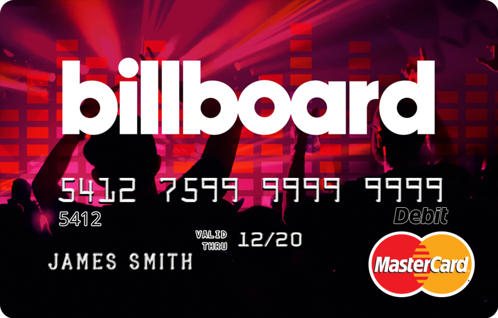 Billboard Debit Cards