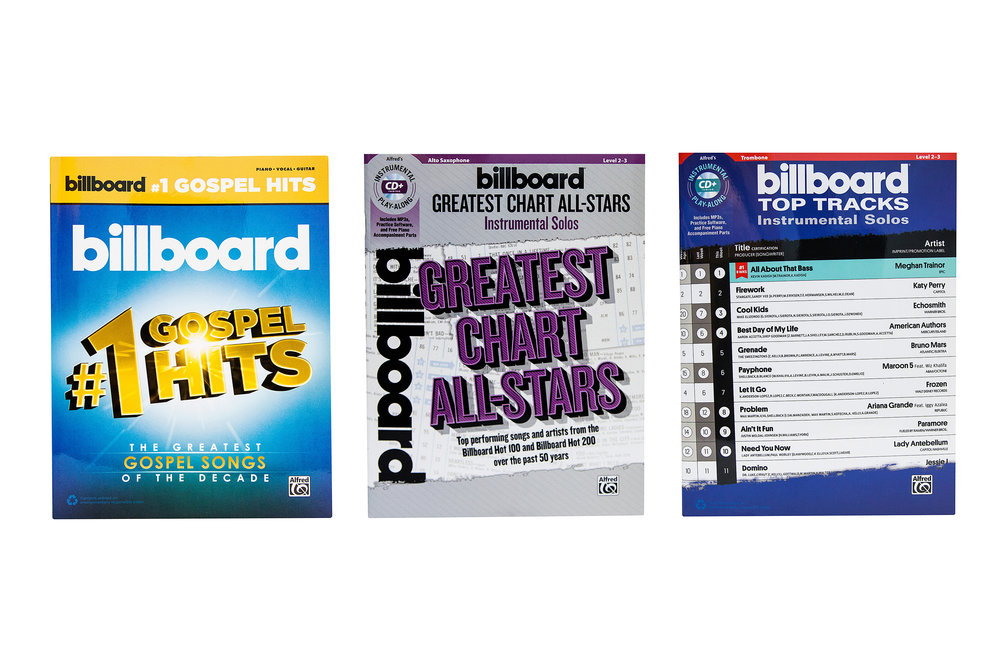 Billboard Instrumental Music Books