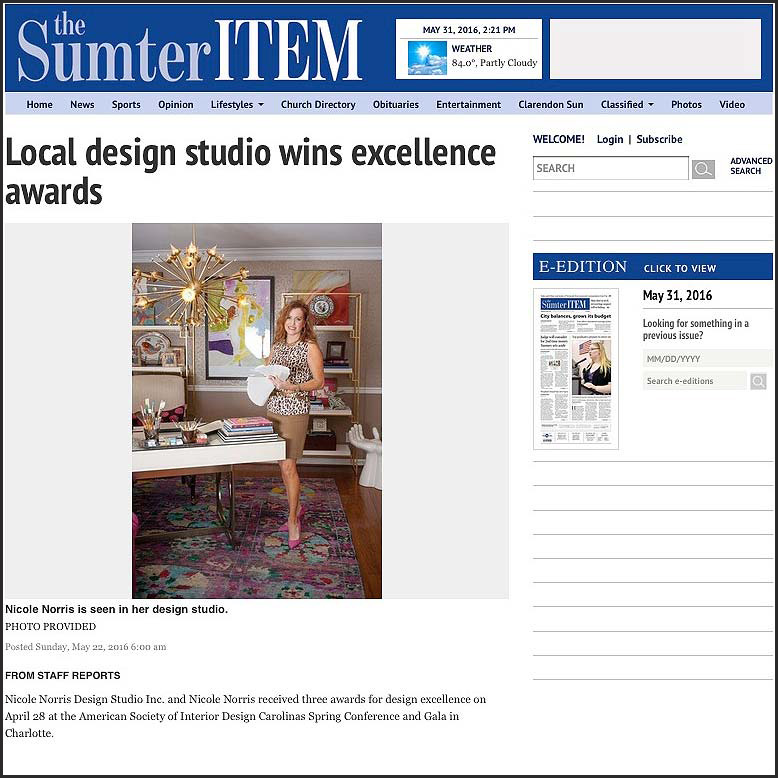 Local Design Studio Wins Excellence Awards
