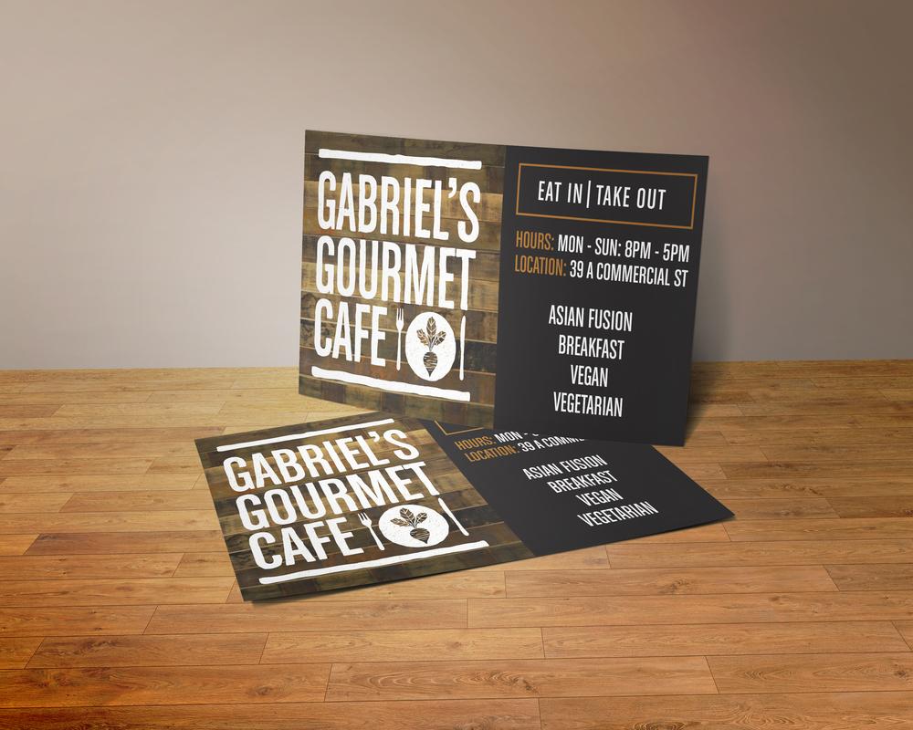 Gabriel's Gourmet Cafe
