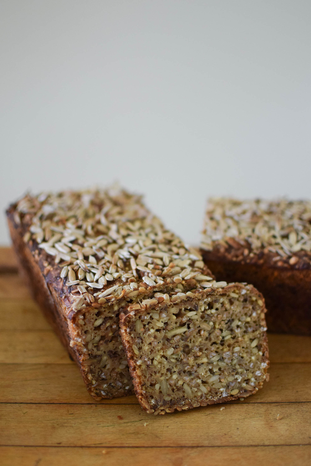 Heavy Seeded Bread