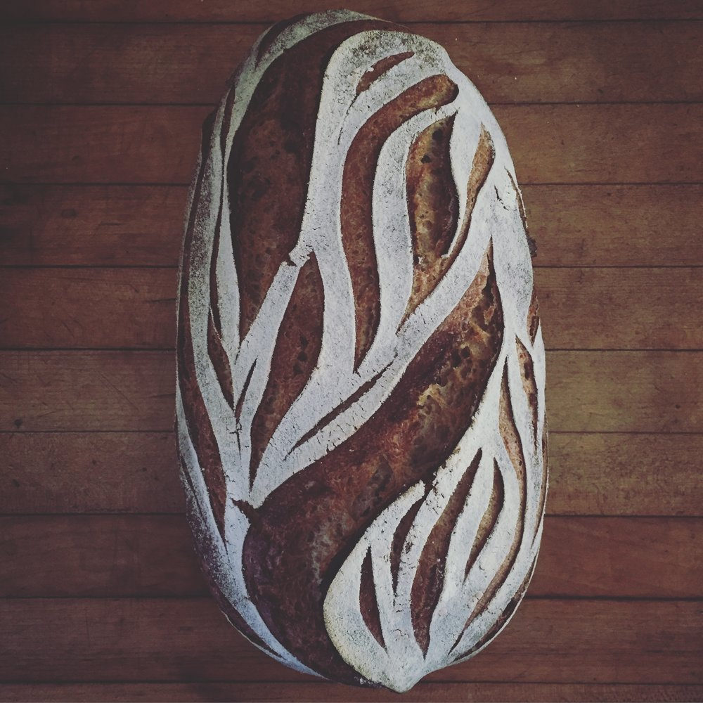 Toasted Caraway Rye