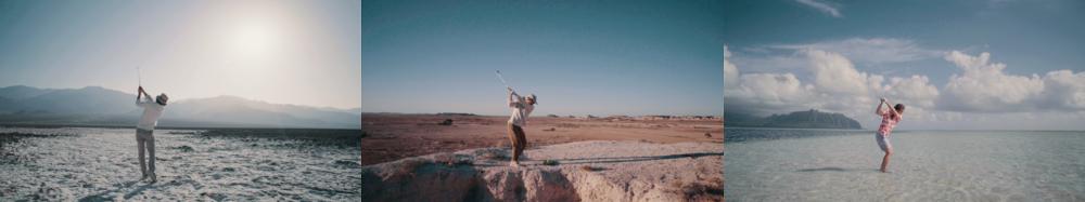 Adventures In Golf   dir. Erik Anders Lang