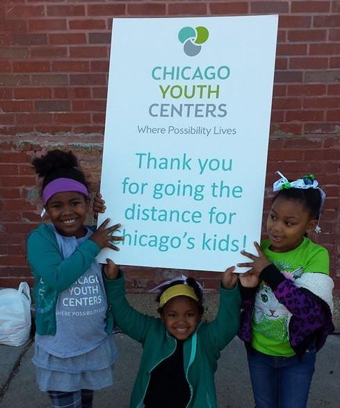 chicago marathon cyc kids